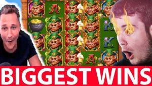 Streamer Biggest Wins # 35 Huge Win Leprechaun house brede slot