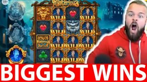 Streamers Biggest Wins #20 Mysterious Slot Machine CRAZY WIN