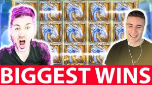 Streamers Biggest Wins #26 ascent OF MERLIN HUGE WIN & SLOT MACHINE