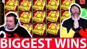 Streamers Biggest Wins #27 vihjearenaa vause theslotnews HUGE WIN volume OF Sun REACTOONZ