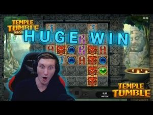 Temple Tumble large win current highlight !!