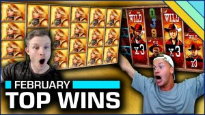 Top 10 Slot Wins of Feb 2020