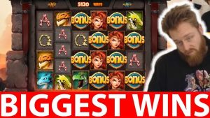 Twitch casino bonus Wins Compilation #2 DAVID LABOWSKY Dragon TribeE slot large win