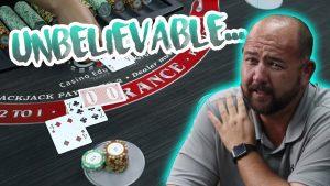🔥 UNBELIEVABLE 🔥 10 min Blackjack Challenge – WIN large or BUST #25