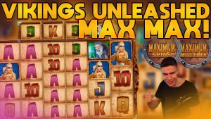 VIKINGS UNLEASHED BONUS purchase WITH MAXIMAL MULTIPLIER in addition to unloosen SPINS – HUGE WIN
