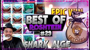 Viking Clash first off MEGA large WIN| Best of Roshtein #29