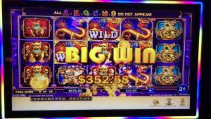 bônus do casino Slot machine grande vitória