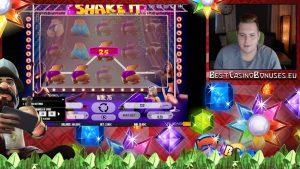 casino bonus Superlines – Shake It Fugaso Slots – large wins together with bonus circular current