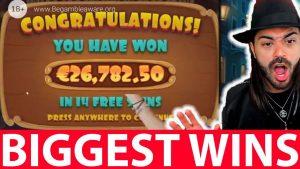 casino bonus large WIN #33 ROSHTEIN IS SHOCKED CRAZY WIN THE Canis familiaris HOUSE SLOT