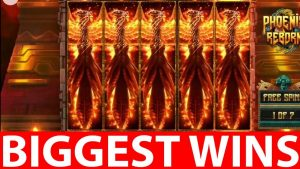 casino bonus large WIN – RAYANSLOTS CRAZY casino bonus WIN | Phoenix reborn large win