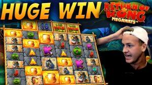 homecoming of Kong – MAX MEGAWAYS Bonus!