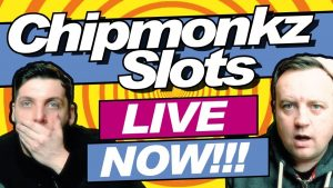 large Fri SLOTS LIVESTREAM with Chipmonkz