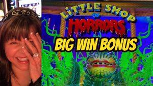 large WIN BONUS! novel GAME-LITTLE store OF HORRORS