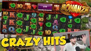 large WIN!!! Bonanza large win – 10€ bet – casino bonus Games – release spins (Online casino bonus)