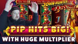 suur WIN Da Vincise aare RETRIGGERiga - SUUR VÕIT kasiino boonusmängudel