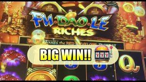 stór WIN: Fu Dao Le Riches + Emerald Metropolis rifa vinnur.