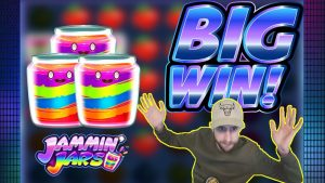 large WIN! Jammin Jars large win – Online slot from Casinodaddy LIVE flow