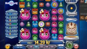 large WIN ONLINE SLOTS – ophidian ARENA / HAPPY HOLIDAYS / REACOONZ pinkish