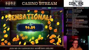 large WIN!!! Online casino bonus Slot Aztec Bonanza (Pragmatic Play) – Bet 0.60€ Win 144.26€ (240x)