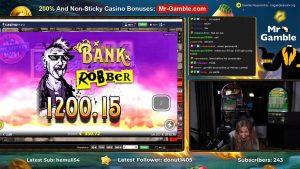 large WIN!!! Online casino bonus Slot Punk Rocker (Nolimit metropolis)