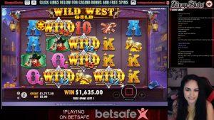 velika POBJEDA !!! Online casino bonus Slot Wild W atomski broj 79 (Pragmatična igra) - Ulog 5 € Pobjeda 2.289 € (458x)