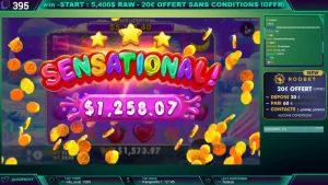 stort VINN !!! Online casino bonus Slot sukkeriness Bonanza (Pragmatic Play) - Sats 6 $ Vinn 5.108 $ (851x)