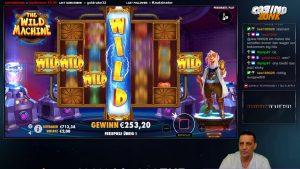 large WIN!!! Online casino bonus Slots The Wild Machine (Pragmatic Play) – Bet 2€ 1.822€ Win (911x)