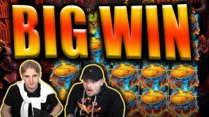 large WIN on DEVIL'S NUMBER Slot – casino bonus flow large Wins