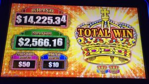 large WIN on Loteria Don Clemente @ Chumash casino bonus