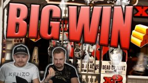 large WIN on TOMBSTONE Slot – casino bonus current large Wins