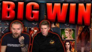 liels WIN uz WILD BLOOD 2 - kazino bonuss Sloti lieli laimesti
