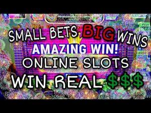 little BETS large WINS | LUCKY terra firma/CHUMBA ONLINE casino bonus | BUFFALO RUSH