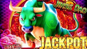 novel SLOT! Jinse Dao OX Slot Machine Handpay Jackpot – $25 Bet | Wild Wild Samurai & flaming Link Bonus