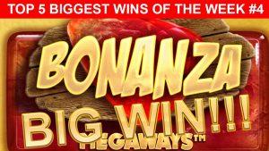 РЕАЛЬНЫЕ ЗАНОСЫ НЕДЕЛИ КАЗИНО ОНЛАЙН #4 BONANZA SLOT  TOP 5 large WINS 100K WIN