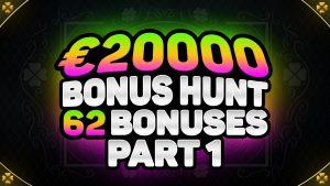 20,000 еврогийн үнэтэй бонус үр дүн   62 ONLINE казино урамшуулал SLOT MACHINE FEATURES   ft LIL DEVIL & AZTEC BONANZA!