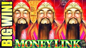 ★large WIN!! total covert LOCKED & LOADED!★ MONEY LINK : THE GREAT IMMORTALS Slot Machine (SG)
