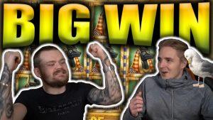large WIN on volume OF DEAD – casino bonus Slots large Wins