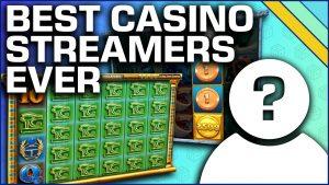 5 beste casino bonus Streamers noensinne