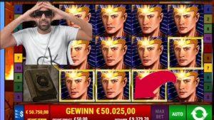 🔥🔥🔥 50.000€ Rekord WIN bei Ramses volume – Al-Gear casino bonus current
