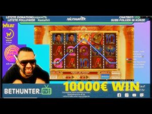 Al Gear 10000 € დიდი WIN | Twitch Highlights
