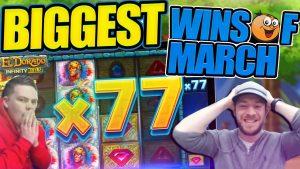 SLOT TERBESAR selain bonus kasino MENANGKAN MARET !! Sorotan Fruity Slots!