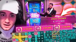 Bidule novel tape Win  313.000€ on Mega Ball  – TOP 5 STREAMERS BIGGEST WINS OF THE calendar week