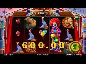 Бонус Цирк Онлайн-слоты с бонусными играми в казино - выиграть существующие деньги - (большой выигрыш с помощью бонусных слотов в казино)