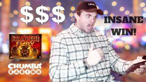 CHUMBA ONLINE casino bonus | HUGE WIN ON liberate SPINS !