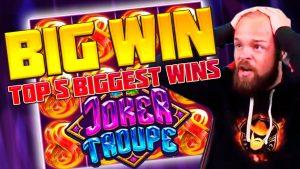 KLASSIKA VEISELiha - kalendrinädala 5 parimat võitu | HULLAD VÕIDUD sissepoole mänguautomaadi trupp