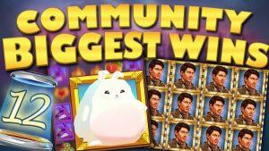 CasinoGrounds Community Biggest Wins #12 / 2018