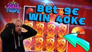 ClassyBeef 40000 € MENANG besar ke dalam Joker Troupe 🔥 Bonus kasino online Top 5 Kemenangan Terbesar 17