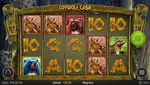 CoyWolf Cash large Win – unloose casino bonus Game