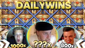 🔥DAILY WINS | casino bonus large Wins Of The 24-60 minutes interval (Daskelelele, CasinoDaddy, jamjarboy, kasinokeisarin) #4