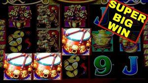 Dancing Drums Slot Machine SUPER large WIN   Укмуш ЭҢ МААНИЛҮҮ СҮРӨТ   Live Slot Play & HUGE WIN